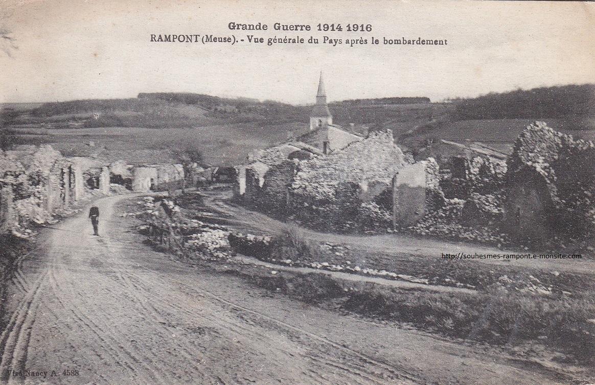 Rampont-rue-Haute-bombardée