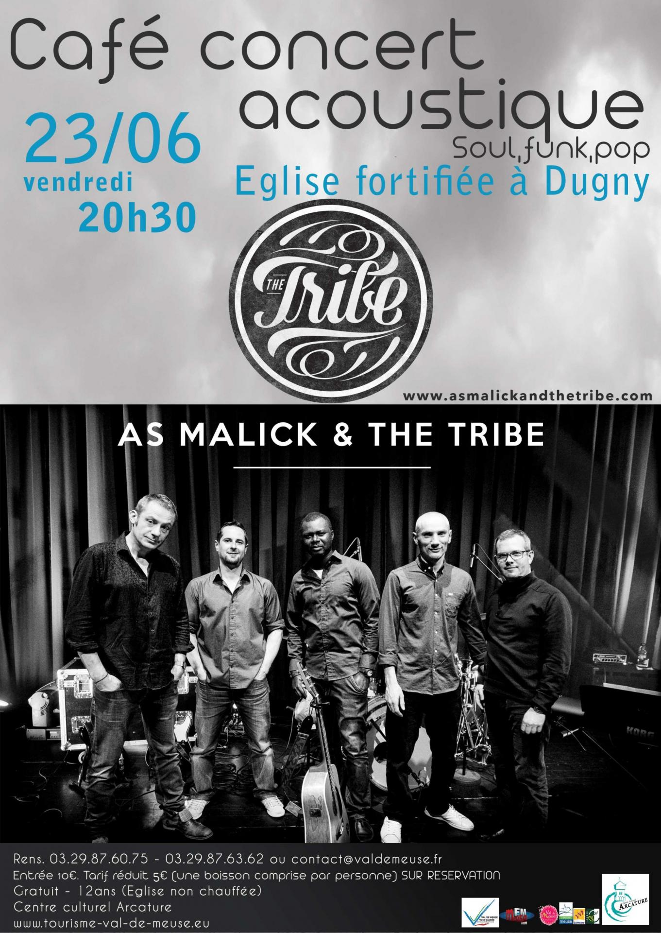 Affiche the tribe web