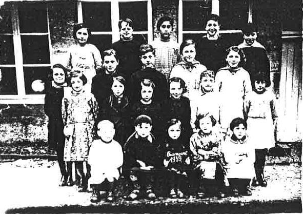 Ecole de rampont 1939