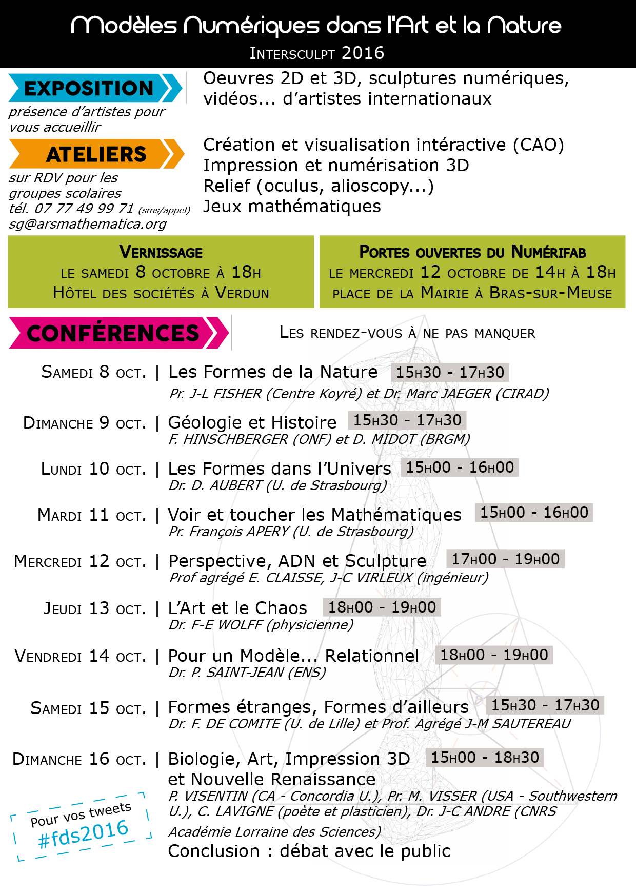 Flyer fetescience verso
