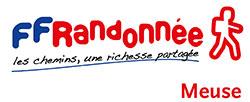 Logo ffrandonnee meuse