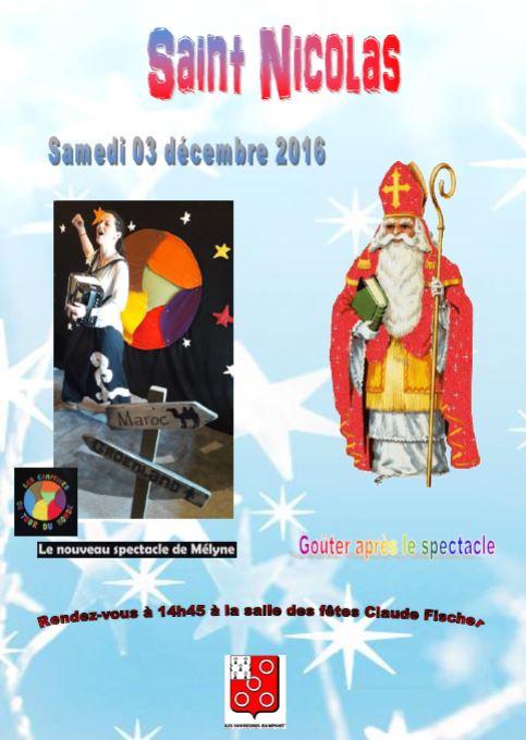 Saint nicolas 2016